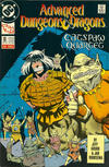 Cover for Advanced Dungeons & Dragons Comic Book (DC, 1988 series) #10