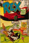 Cover for The Adventures of Rex the Wonder Dog (DC, 1952 series) #21