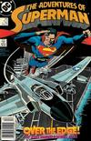 Cover for Adventures of Superman (DC, 1987 series) #447