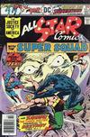Cover for All-Star Comics (DC, 1976 series) #62
