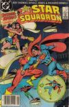 Cover Thumbnail for All-Star Squadron (1981 series) #37 [Newsstand]