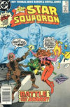 Cover for All-Star Squadron (DC, 1981 series) #43 [Canadian Price Variant]