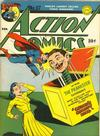 Cover for Action Comics (1938 series) #57