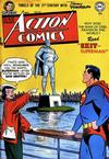 Cover for Action Comics (DC, 1938 series) #161