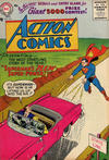 Cover for Action Comics (DC, 1938 series) #221