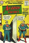 Cover for Action Comics (DC, 1938 series) #222