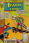 Cover for Action Comics (DC, 1938 series) #278