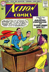 Cover for Action Comics (DC, 1938 series) #302