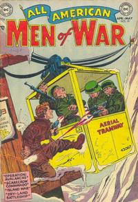Cover Thumbnail for All-American Men of War (DC, 1953 series) #10