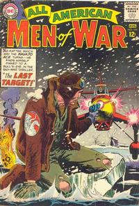Cover for All-American Men of War (DC, 1953 series) #104