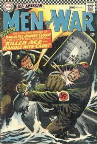 Cover Thumbnail for All-American Men of War (DC, 1953 series) #115