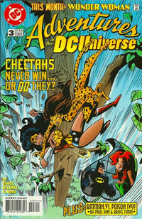 Cover Thumbnail for Adventures in the DC Universe (DC, 1997 series) #3