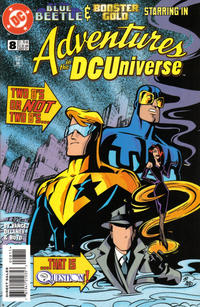 Cover Thumbnail for Adventures in the DC Universe (DC, 1997 series) #8