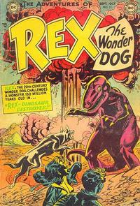 Cover Thumbnail for The Adventures of Rex the Wonder Dog (DC, 1952 series) #11
