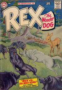 Cover Thumbnail for The Adventures of Rex the Wonder Dog (DC, 1952 series) #31