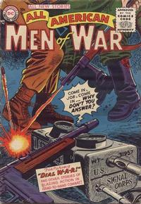 Cover Thumbnail for All-American Men of War (DC, 1953 series) #26