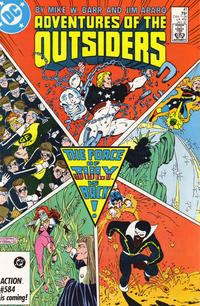 Cover Thumbnail for Adventures of the Outsiders (DC, 1986 series) #41