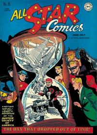 Cover Thumbnail for All-Star Comics (DC, 1940 series) #35