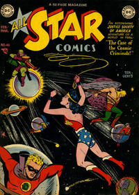Cover Thumbnail for All-Star Comics (DC, 1940 series) #45
