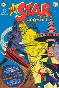 Cover Thumbnail for All-Star Comics (DC, 1940 series) #56