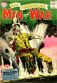Cover Thumbnail for All-American Men of War (DC, 1953 series) #49