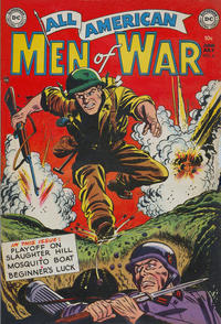 Cover Thumbnail for All-American Men of War (DC, 1953 series) #5
