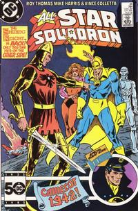 Cover Thumbnail for All-Star Squadron (DC, 1981 series) #48