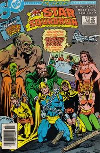 Cover Thumbnail for All-Star Squadron (DC, 1981 series) #51