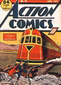 Cover Thumbnail for Action Comics (DC, 1938 series) #13