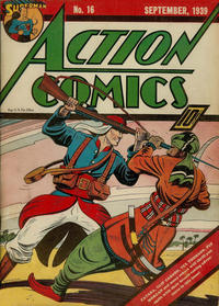 Cover Thumbnail for Action Comics (DC, 1938 series) #16