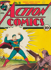 Cover Thumbnail for Action Comics (DC, 1938 series) #35