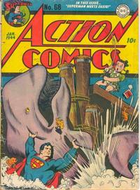 Cover Thumbnail for Action Comics (DC, 1938 series) #68