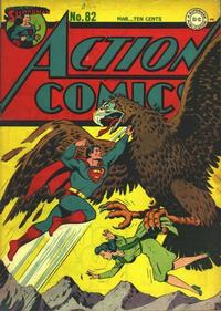 Cover Thumbnail for Action Comics (DC, 1938 series) #82
