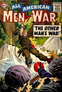 Cover Thumbnail for All-American Men of War (DC, 1953 series) #64