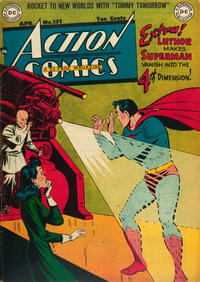 Cover Thumbnail for Action Comics (DC, 1938 series) #131