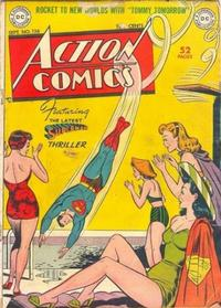 Cover Thumbnail for Action Comics (DC, 1938 series) #136