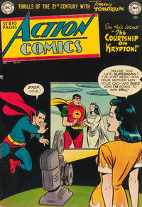 Cover Thumbnail for Action Comics (DC, 1938 series) #149