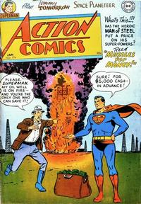 Cover Thumbnail for Action Comics (DC, 1938 series) #176