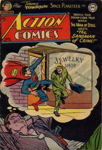Cover Thumbnail for Action Comics (DC, 1938 series) #178
