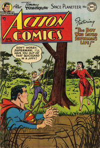 Cover Thumbnail for Action Comics (DC, 1938 series) #190