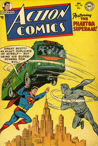 Cover for Action Comics (1938 series) #199