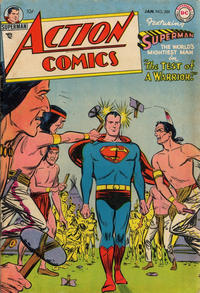 Cover Thumbnail for Action Comics (DC, 1938 series) #200