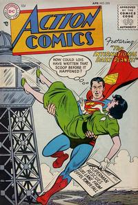 Cover Thumbnail for Action Comics (DC, 1938 series) #203