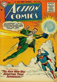 Cover Thumbnail for Action Comics (DC, 1938 series) #209
