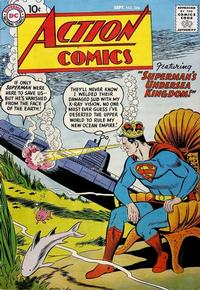 Cover Thumbnail for Action Comics (DC, 1938 series) #244