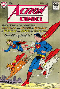 Cover Thumbnail for Action Comics (DC, 1938 series) #266