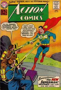 Cover Thumbnail for Action Comics (DC, 1938 series) #291