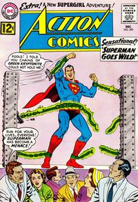Cover Thumbnail for Action Comics (DC, 1938 series) #295