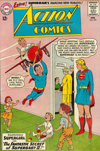 Cover for Action Comics (1938 series) #299