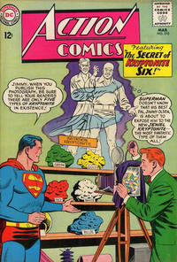 Cover Thumbnail for Action Comics (DC, 1938 series) #310